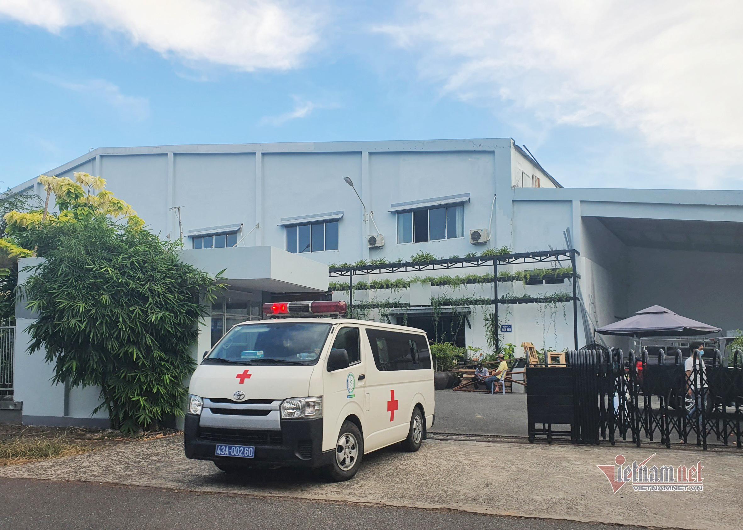 Cách ly 260 người trong khu công nghiệp ở Đà Nẵng vì ca Covid-19