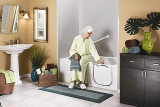 Lời khuyên hữu ích khi thiết kế phòng vệ sinh cho người cao tuổi