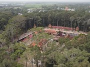 Tra Vinh - A city in the forest