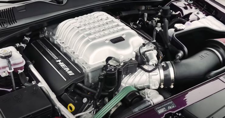 Mãn nhãn với siêu xe Dodge Challenger được độ công suất lên 1.000 mã lực