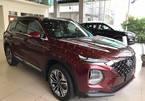 Xả kho Hyundai Santa Fe đời cũ, giá rẻ giật mình