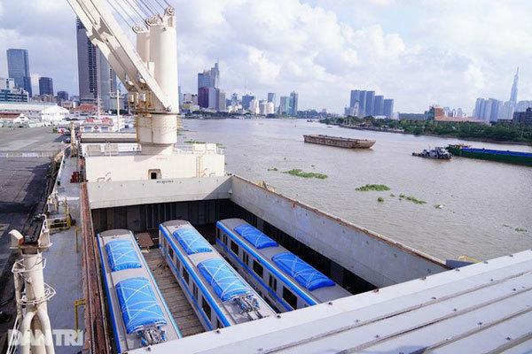 HCM City metro route