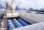 Two more trains arrive for HCM City metro route