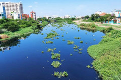 """""""Second Nhieu Loc – Thi Nghe Canal"""" in the pipeline"""