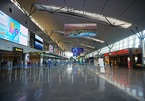 Da Nang's airport and bus station are deserted amid new Covid-19 outbreak