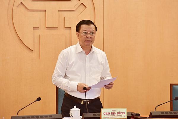 Bí thư Hà Nội: Các biện pháp mạnh chỉ được xem xét khi dịch phức tạp hơn