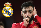 Real Madrid chi 100 triệu euro ký Bruno Fernandes
