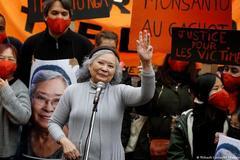 Bị tòa Pháp bác đơn vụ chất độc da cam, bà Nga quyết kháng cáo đến cùng