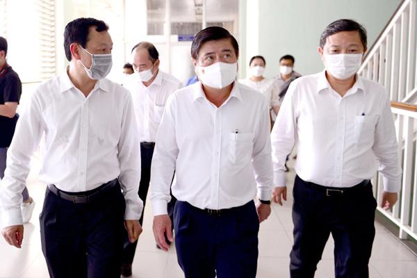 Bệnh viện Chợ Rẫy xét nghiệm nCoV cho toàn bộ bệnh nhân