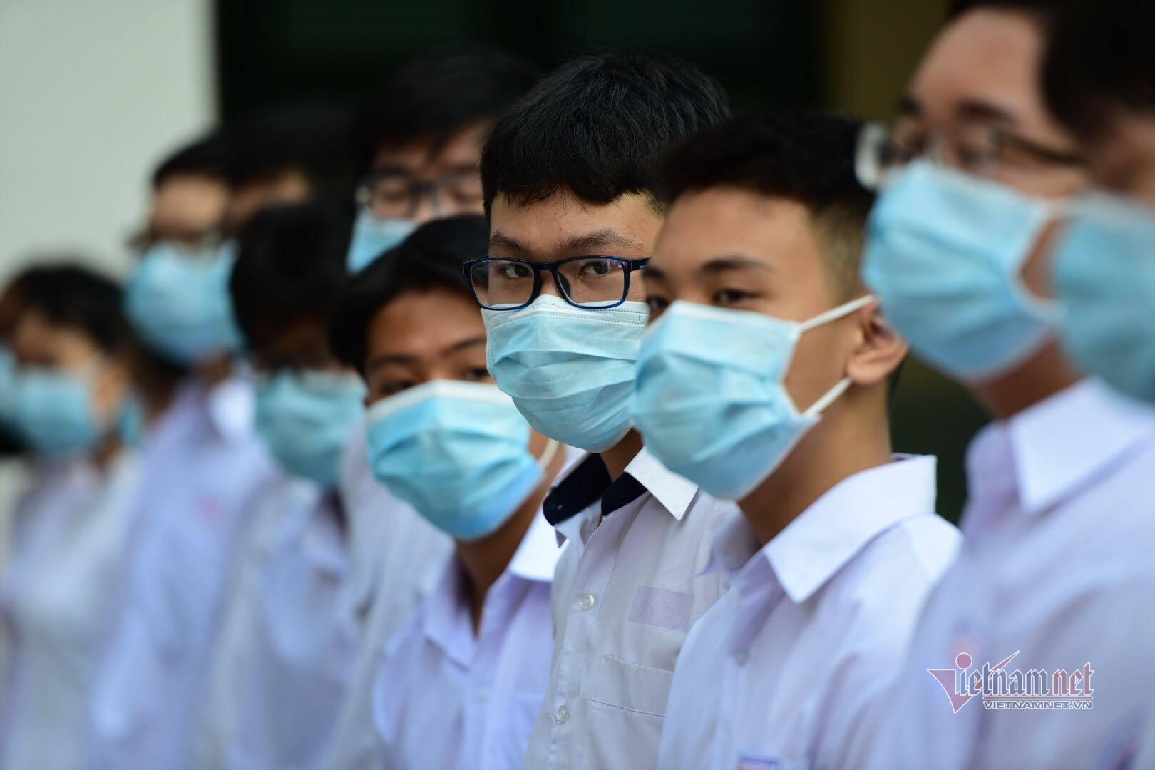 Cách ly 511 học sinh, giáo viên Bắc Ninh vì có 14 ca Covid-19