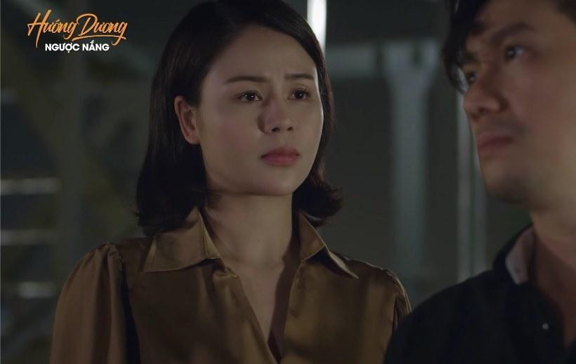 'Hướng dương ngược nắng' tập 65, Hoàng kể bí mật riêng tư với Minh