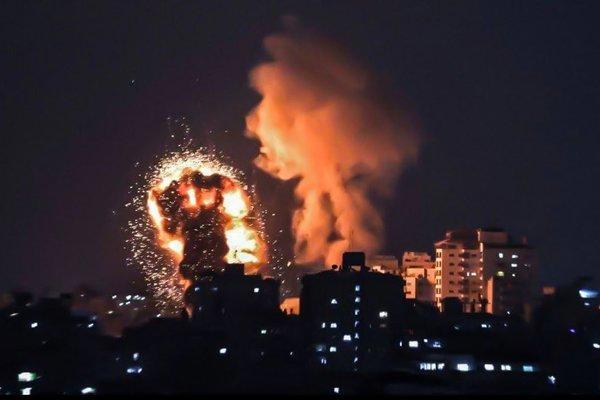 Israel không kích Gaza, ít nhất 20 người thiệt mạng