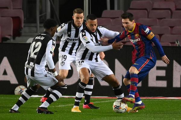 Nhận định Levante vs Barca: Đối mặt cạm bẫy