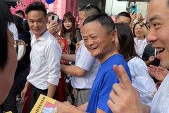 Jack Ma bất ngờ xuất hiện trước công chúng sau thời gian dài vắng bóng