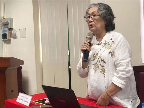 69-year-old woman shows it's never too late to learn