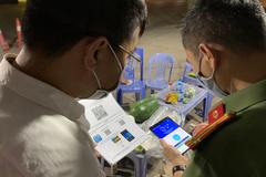 Bắc Ninh triển khai quét mã QR phòng Covid-19 tại 4 chốt kiểm dịch