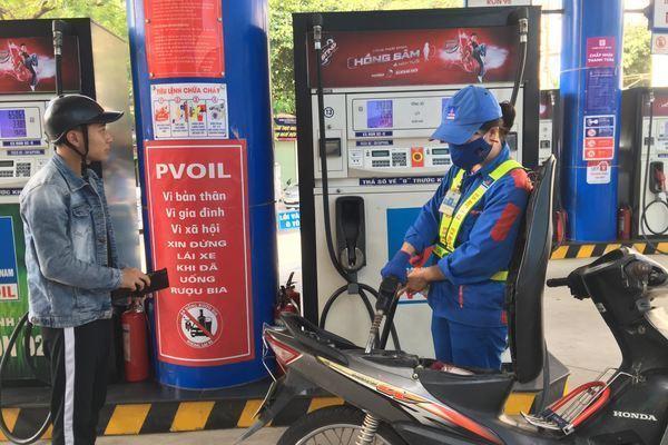 Đợt điều chỉnh mới, giá xăng dầu tiếp tục tăng