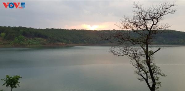 Gia Lai travel,Sea Lake