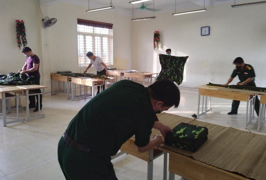 Hơn 20 trường học trở thành khu cách ly tập trung
