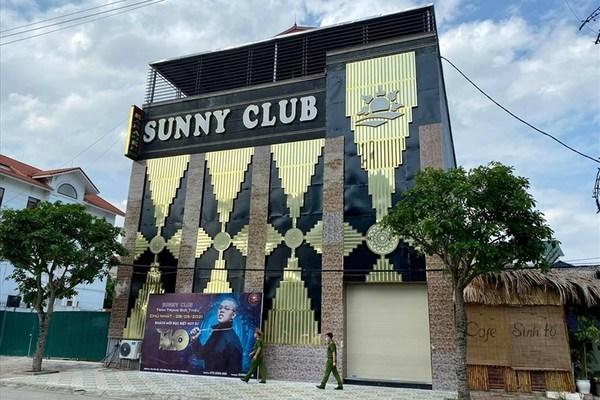Chủ mưu phát tán clip 'nóng' mạo danh bar Sunny ở Vĩnh Phúc sa lưới