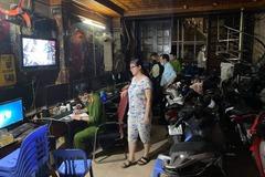 Phạt 30 triệu 2 quán game hoạt động trái phép ở Hà Nội