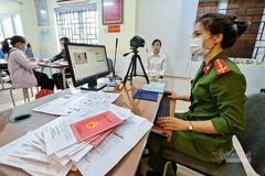 Bộ Công an đã thu thập 43 triệu hồ sơ cấp căn cước công dân gắn chíp