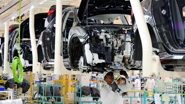 Investors prefer trading in land, shun the less profitable auto industry
