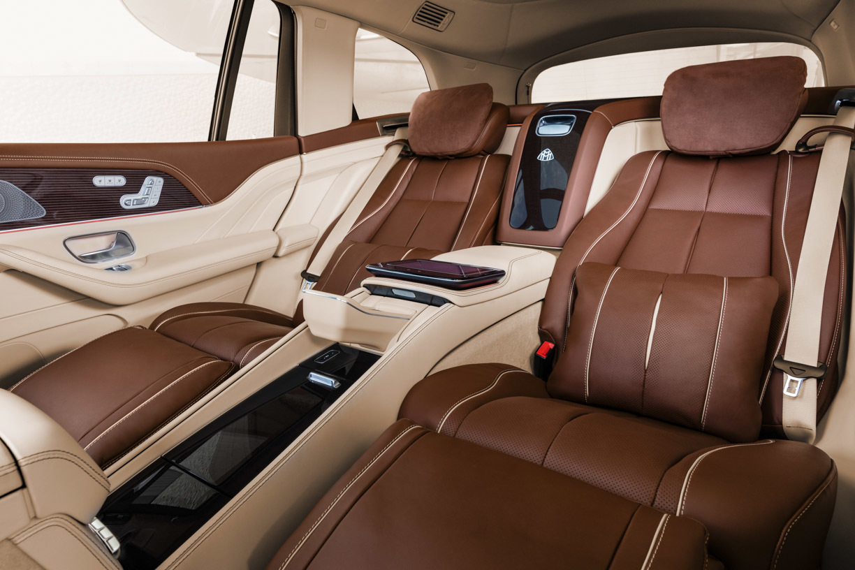 SUV siêu sang Maybach GLS 600 về Việt Nam có gì để đấu Bentley, Rolls-Royce?