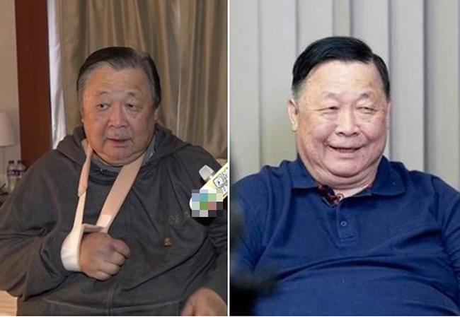 Diễn viên Tần Hoàng nặng gần 100 kg nhập viện cấp cứu
