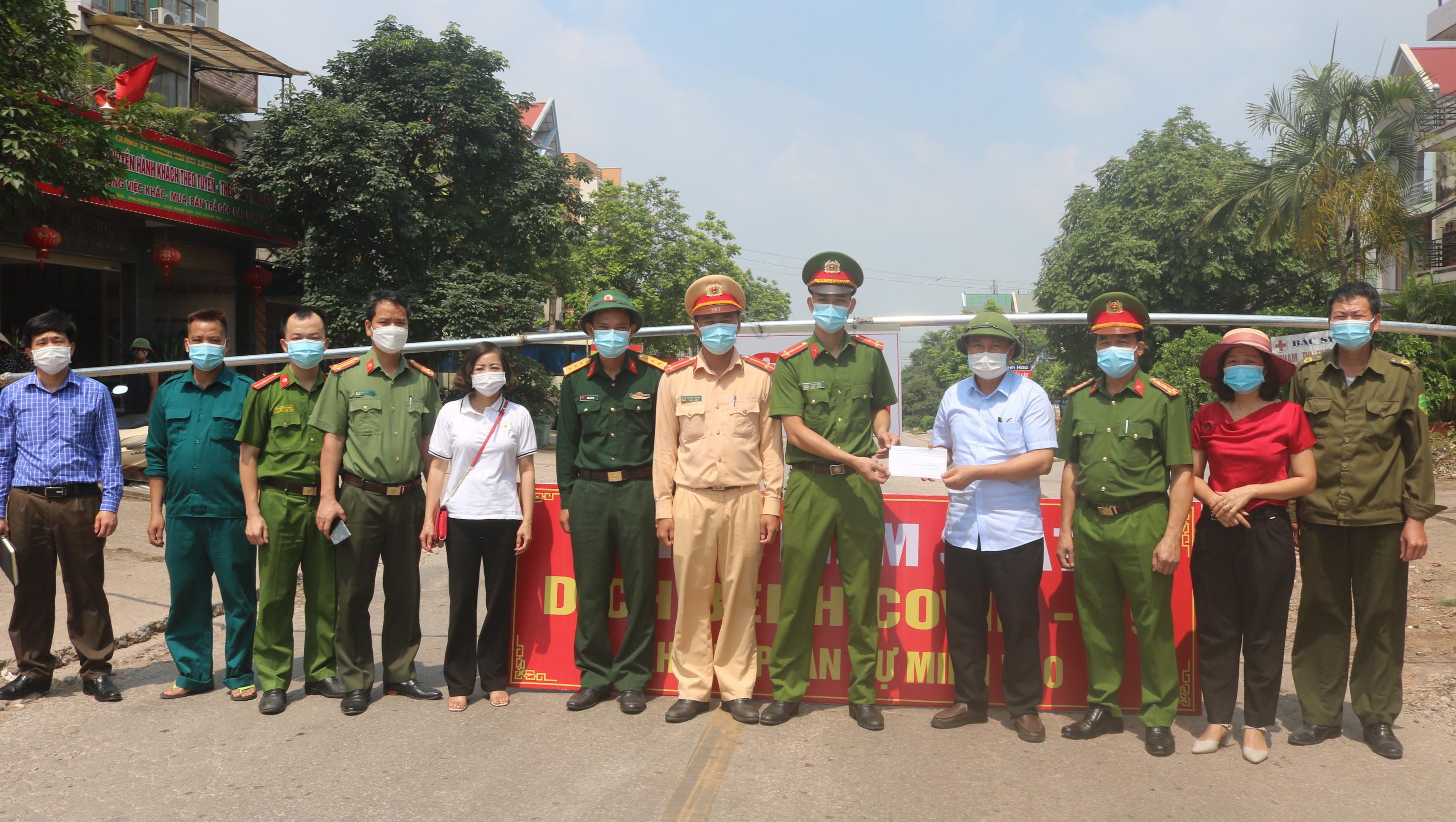 Bắc Giang giãn cách xã hội huyện Lục Nam với hơn 200.000 dân