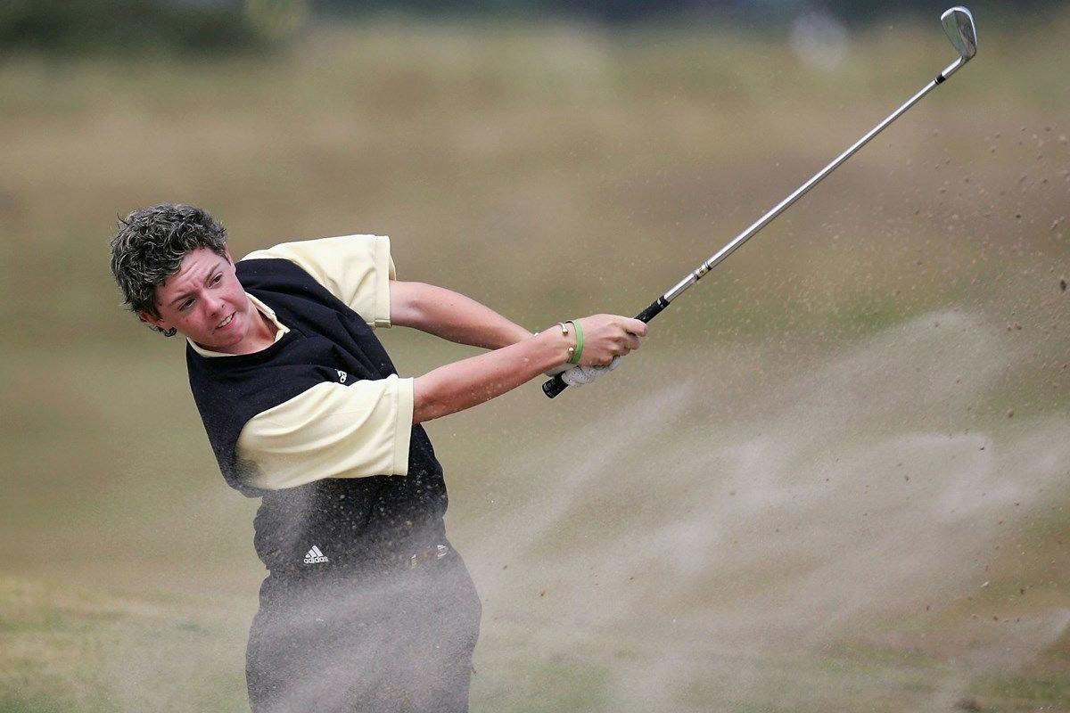 Rory McIlroy: 'Thần đồng' golf, nổi loạn và cuồng MU