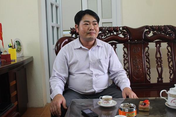Nguyên chủ tịch xã và cán bộ địa chính ở Thanh Hóa bị bắt