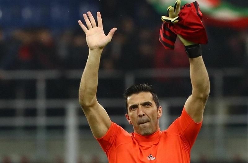 MU đổi ý mua sắm, Buffon thông báo rời Juventus