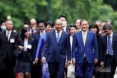 Nhật viện trợ cho Việt Nam dây chuyền bảo quản vắc xin trị giá 200 triệu yên