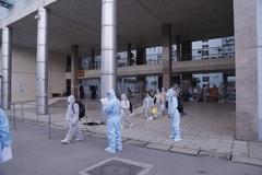 Chuyển 500 bệnh nhân và người nhà từ Bệnh viện K sang nơi mới