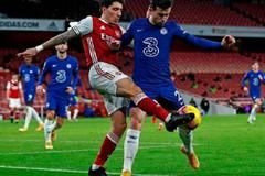 Lịch thi đấu Ngoại hạng Anh vòng 36: Chelsea đấu Arsenal