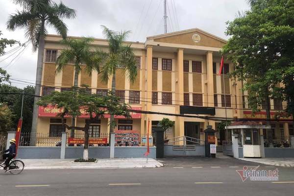 Vụ 3 cán bộ bị bắt: Trưởng Công an quận Đồ Sơn xin nghỉ việc đi chữa bệnh
