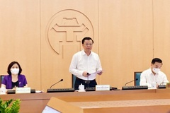 Hà Nội: Phong tỏa '3 lớp' khóa chặt nguồn lây, giảm thiểu ảnh hưởng