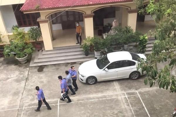 Vụ 3 cán bộ bị bắt: Trưởng Công an quận Đồ Sơn xin nghỉ việc đi chữa bệnh - VietNamNet
