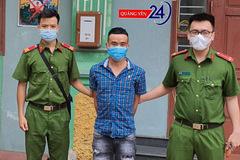 Công an Quảng Ninh bắt người trốn truy nã vì hành vi đưa người nhập cảnh trái phép