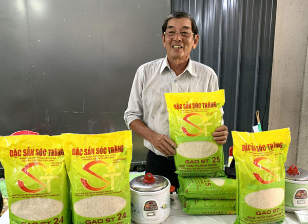 Vietnam to buy out IP rights for ST25 rice variety
