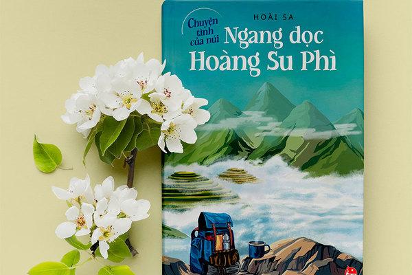 Blogger du lịch ra sách về thiên đường ruộng bậc thang