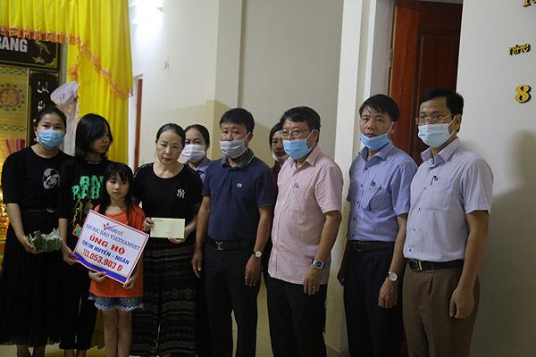 Chị em Huyền - Ngân được bạn đọc ủng hộ hơn 123 triệu đồng