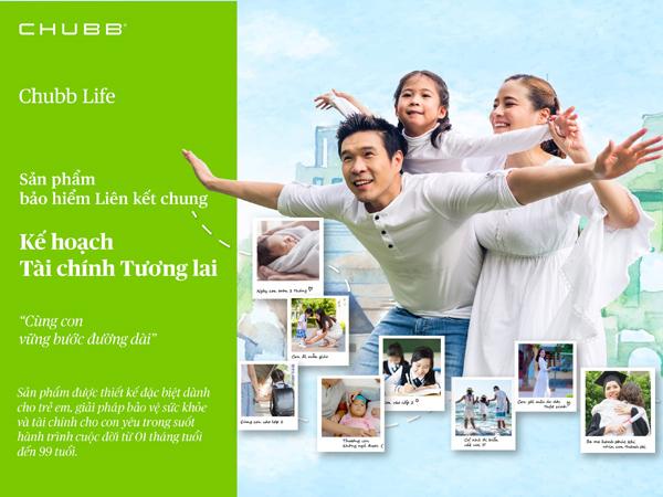 Chubb Life Việt Nam ra mắt bảo hiểm thiết kế đặc biệt cho trẻ em