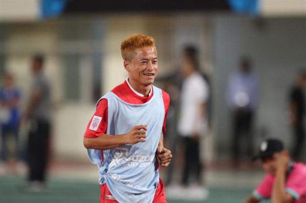 Laos star backs Vietnam national team in qualifiers