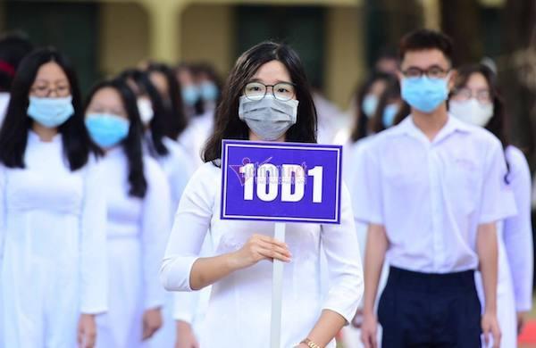 TP.HCM chỉ đạo khẩn về thi lớp 10, thi tốt nghiệp THPT 2021