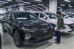Ô tô vẫn bán đắt hàng, doanh số tăng đột biến