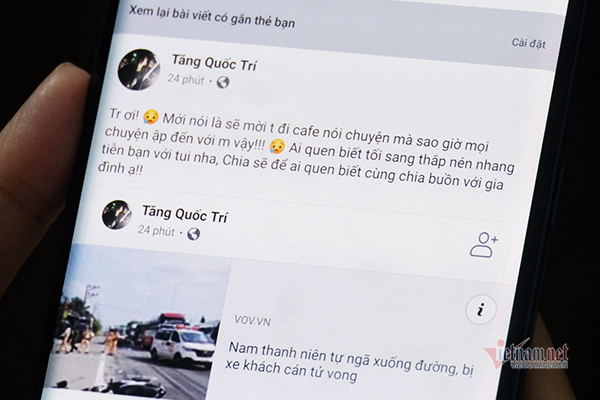 Lại rộ trò lừa tag tên cướp tài khoản Facebook