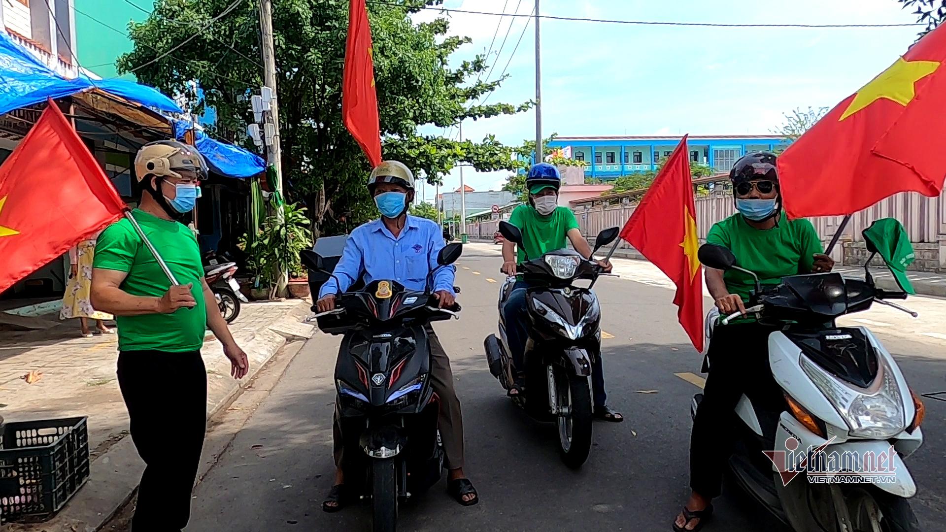 Người cách ly ở Đà Nẵng sẽ được bỏ phiếu bầu cử trước cửa nhà