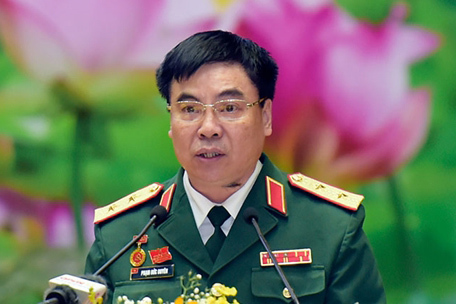 Trung tướng Phạm Đức Duyên giữ chức Chính ủy Quân khu 2